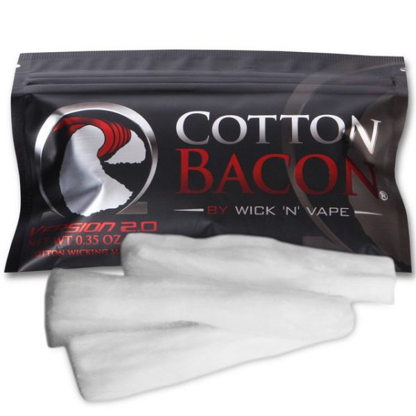 Wick'n'Vape Cotton Bacon v.2
