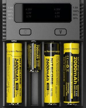 Nitecore i4 New intelligent charger