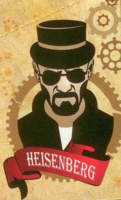 Oplus Heisenberg 30 мл