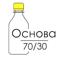 Основа 70Vg/30Pg никотин 0 мг 100 мл