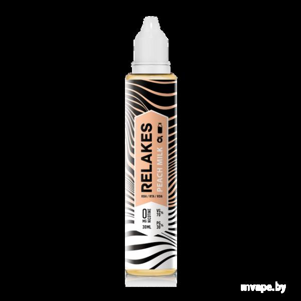 RELAKES Peach Milk 30 мл