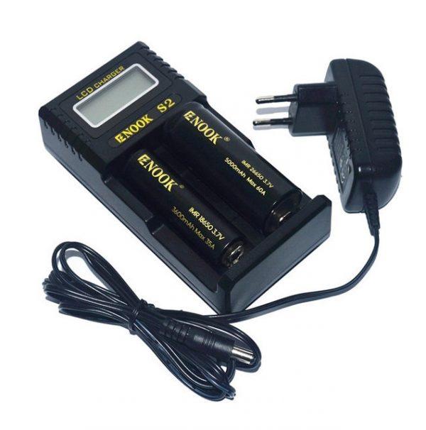 Зарядное устройство Enook S2