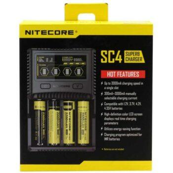 Nitecore SC4 Superb Charger