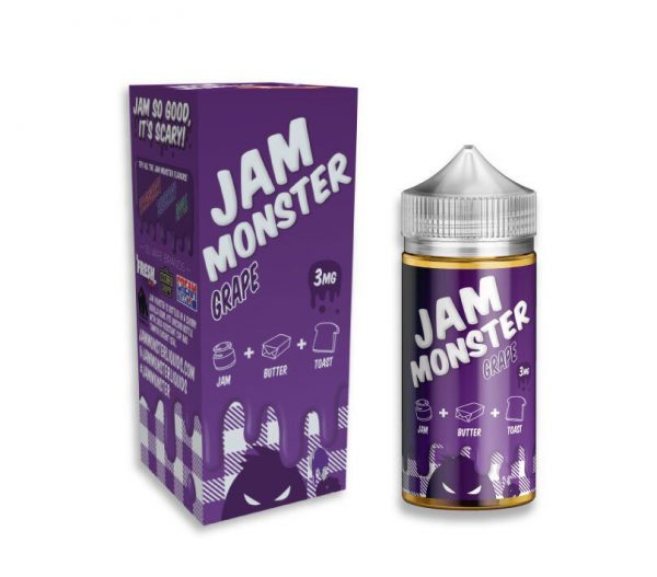 Jam Monster Grape 100 мл