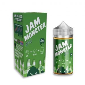 Jam Monster Apple 100 мл