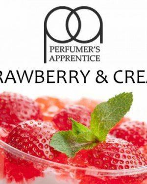 TPA Strawberries and Cream 10 мл