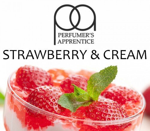 TPA Strawberries and Cream 10 мл