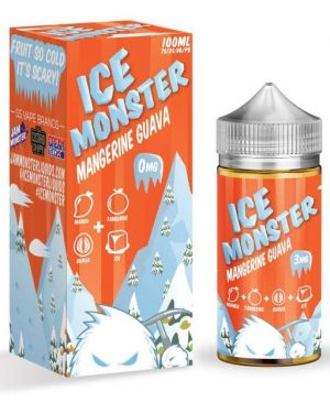 Ice Monster Mangerine Guava 100 мл