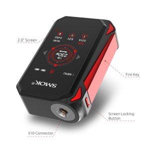 SMOK G-PRIV 2 230W mod