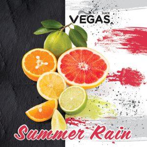 Vegas Summer Rain