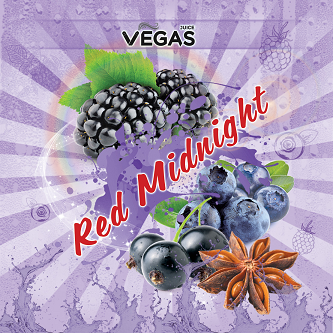 Vegas Red Midnight