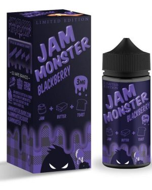 Jam Monster Blackberry LE