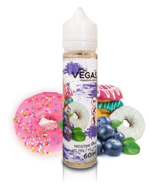 Vegas Blueberry Touch