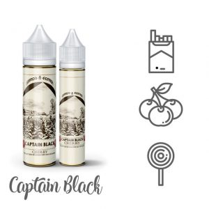 Monster Flavor Capitain Black Cherry