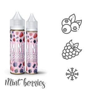 Monster Flavor Mint Berries