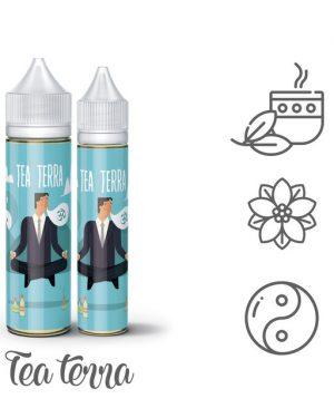 Monster Flavor Tea Terra