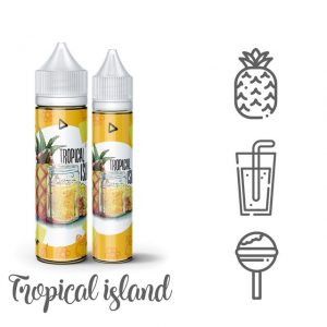 Monster Flavor Tropical Island
