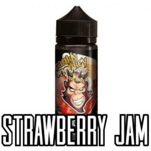 Frankly Monkey strawberry jam