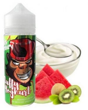 Frankly Monkey Fluffy yoghurt