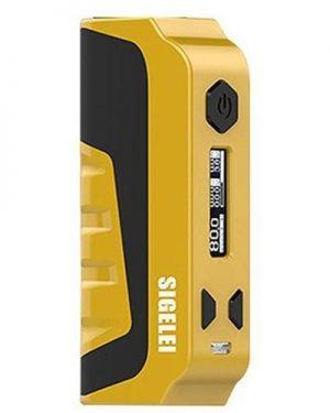 Sigelei E1 80W жёлтый