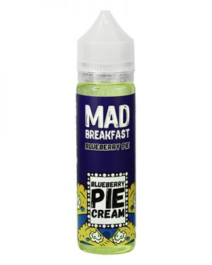 Mad Breakfast Blueberry Pie