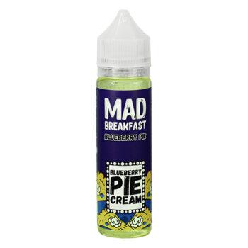 Mad Breakfast Blueberry Pie