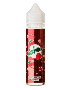 VapeHackers Mirinda Strawberry Garnet
