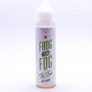 Frog From Fog Tic-Tac
