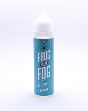 Frog From Fog Crown