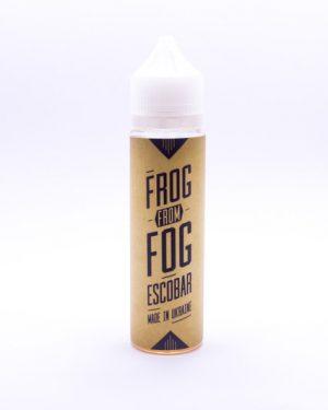 Frog From Fog Escobar