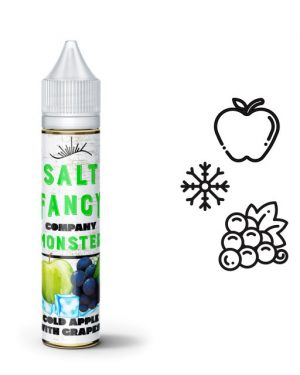 Fancy Monster Salt Cold Apple Grape