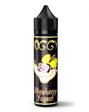 OGGY Strawberry Yogurt
