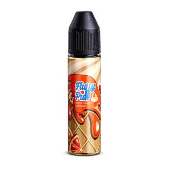 Fluffy Puff Blood Orange Ice Cream
