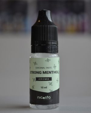 Nicosta Strong Menthol