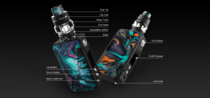 Voopoo Drag 2 Uforce T2