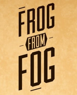 Frog From Fog