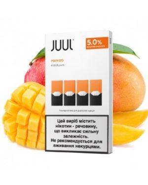 JUUL Pods Mango
