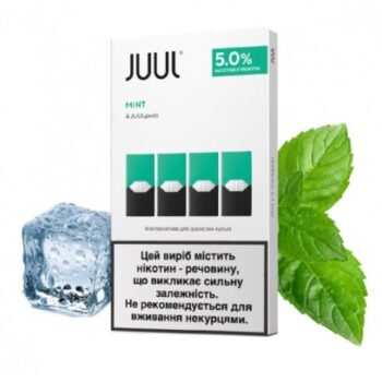 JUUL Pods Mint