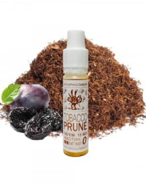 Pink Fury Tobacco Prune