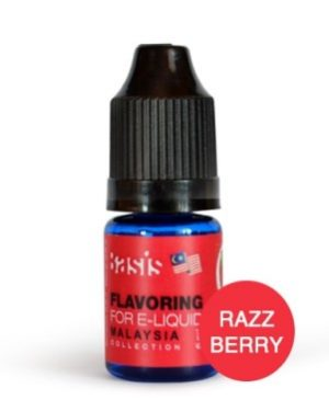 Basis Malaysia Razz Berry