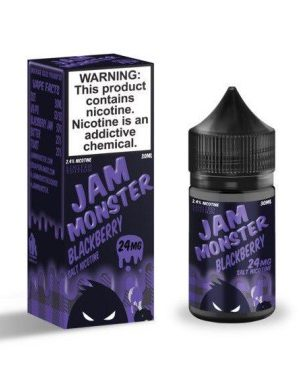 Jam Monster Salt Blackberry