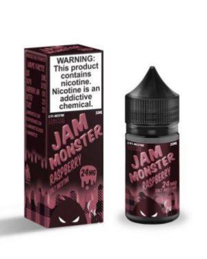 Jam Monster Salt Raspberry