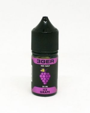 3Ger Salt Ice Grape