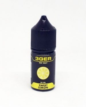 3Ger Salt Sweet Lemon