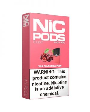 Nic Pods Cartridge Cherry