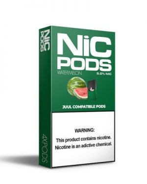 Nic Pods Cartridge Watermelon