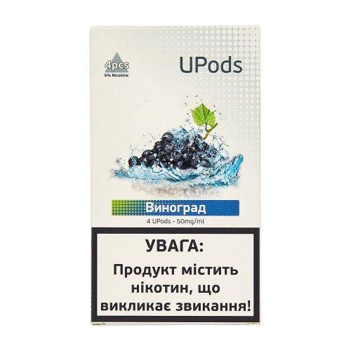 Upods Cartridge Виноград