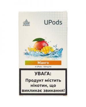 Upods Cartridge Манго