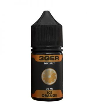 3Ger Salt Ice Orange