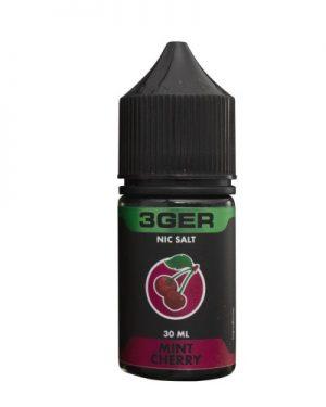 3Ger Salt Mint Cherry